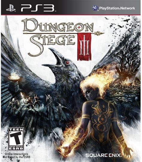 dungeon siege 3 jeyne kassynder review dungeon siege iii