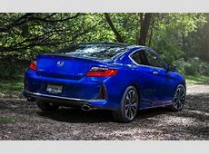 2016 Honda Accord Coupe V6 Manual Tested The Best and