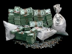 Image result for flickr commons images piles of money