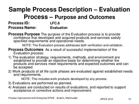 Strategies And Process Improvement With Enterprise Spice®