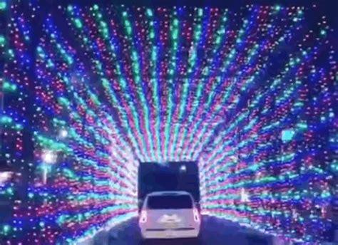 4 drive thru holiday light displays in florida the news