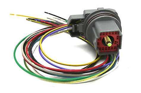05 Ford Explorer Wiring Harnes by 5r55s 5r55w Transmission External Wire Harness Repair Kit