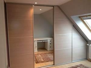Rail Placard Coulissant : beau rail coulissant pour meuble 5 les 25 meilleures ~ Premium-room.com Idées de Décoration