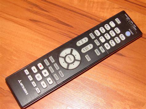 Mitsubishi Tv Remote by How To Program Comcast Remote For Mitsubishi Tv