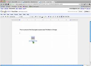 Google Docs Now Features Drag And Drop Insertion Of Images In Documents