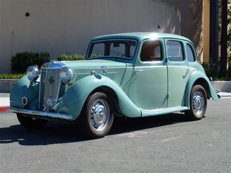 1950 Mg Y-type Saloon (y5249)