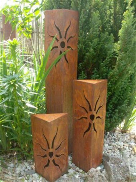 Rost Deko Für Garten by Rost Dekoration Garten Nowaday Garden