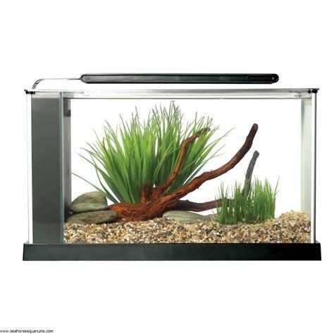 fish tank l fluval spec 19 l black seahorse aquariums ltd