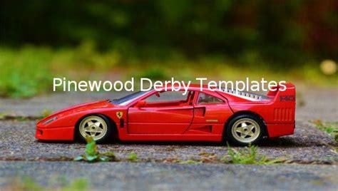 easy fast easy pinewood derby designs