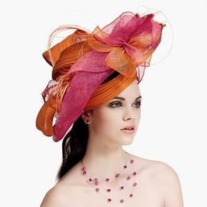 Chapeau Anglais Femme Mariage : coiffe ceremonie femme ~ Maxctalentgroup.com Avis de Voitures
