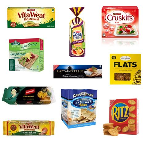 cracker brands