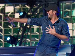 We Can't Stop Watching Luke Bryan Bust Some Moves on the ...