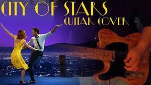 La La Land - City Of Stars  Humming  - Emma Stone - Guitar Cover Chords