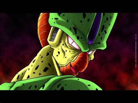 dbz imperfect cell theme youtube
