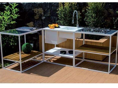 cucine da terrazzo cucine da esterno foto 10 40 design mag