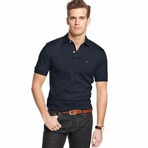 Tommy Hilfiger Jacob Polo Shirt in Blue for Men (Navy ...