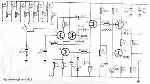 rf circuits circuitos de rf littlesoft electronics With sinusoidal signal generator circuit diagram