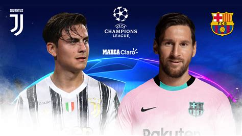 Barcelona Vs Juventus 2020 / Uefa Champions League 2020 21 ...
