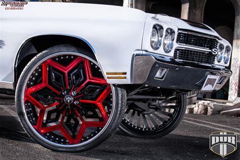 Chevrolet Chevelle Dub X87