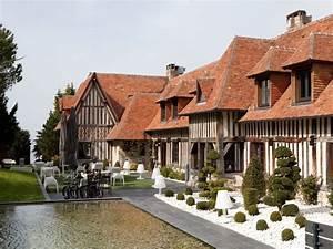 la chaumiere hotel a mi chemin entre deauville et With hotel bord de mer normandie avec piscine