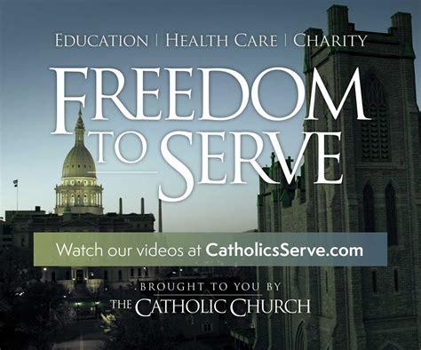 television advertising underway promoting  freedom