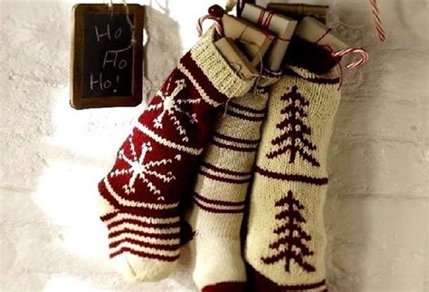 wool christmas stockings pictures   images