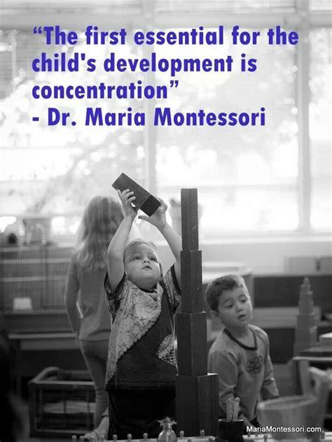 hard  montessori quotes maria montessori