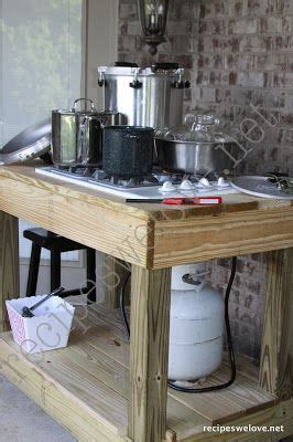 25+ Best Ideas About Outdoor Stove On Pinterest  Gas