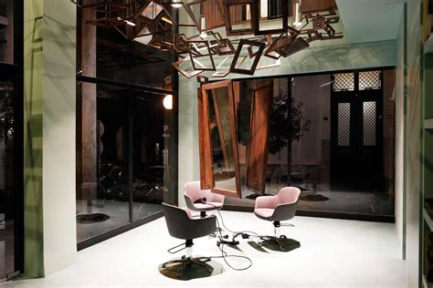 bureau de change design talkin 39 heads hair salon in athens by bureau de change
