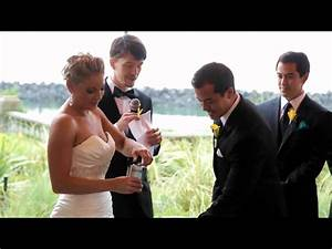our wedding ceremony youtube With how to perform a wedding ceremony