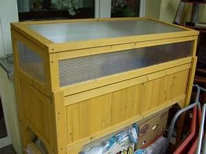 hochbeet mit anzuchtaufsatz neu unbenutzt With französischer balkon mit wassertank für den garten