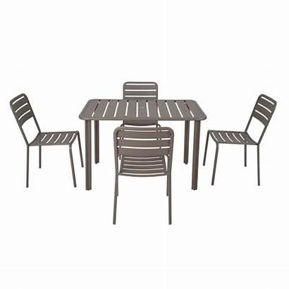 Bfm Yd Rectangular Vista Seating Chairs Aluminum