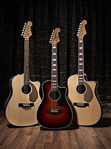 Fender Acoustic Guitar  Fender Guitars  Tacoma Acoustic