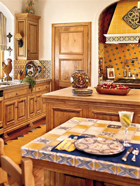 beautify  home  mexican tiles  decors
