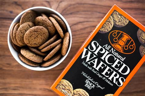 bad   sweetzels spiced wafers  bassetts