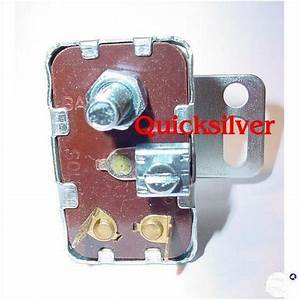 1965 1976 Chrysler Starter Relay Switch 2444442 Automatic New