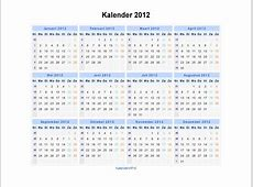Kalender 2012 2019 2018 Calendar Printable with holidays