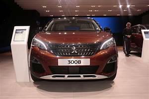 Tarif Peugeot 3008 : peugeot 3008 d lais de livraison finitions et options pr f r es l 39 argus ~ Gottalentnigeria.com Avis de Voitures