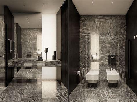 Applying Modern Bathroom Decor With Creative And Perfect