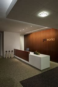 Best 25+ ideas about Reception Desk Designs | Find what you\'ll love