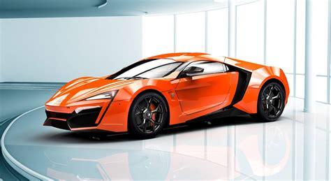motors lykan hypersport  expansive cars