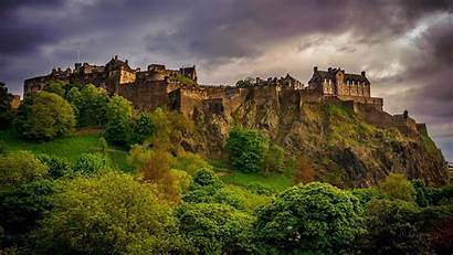 Scotland Wallpapers 4k Edinburgh History