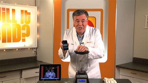 will it blend iphone will it blend iphone 4s new iphone app