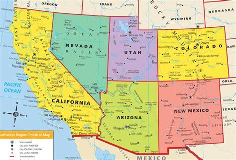 Carte Nord Ouest à Imprimer by L Ouest Am 233 Ricain Guide De Voyage Usa Ouest Am 233 Ricain