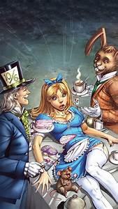 Alice, Mad Hatter, Fairy tale, Alice in Wonderland, Cake ...