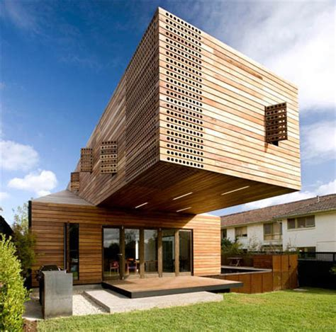 contemporary materials in architecture extreme green sustainable ultramodern home design