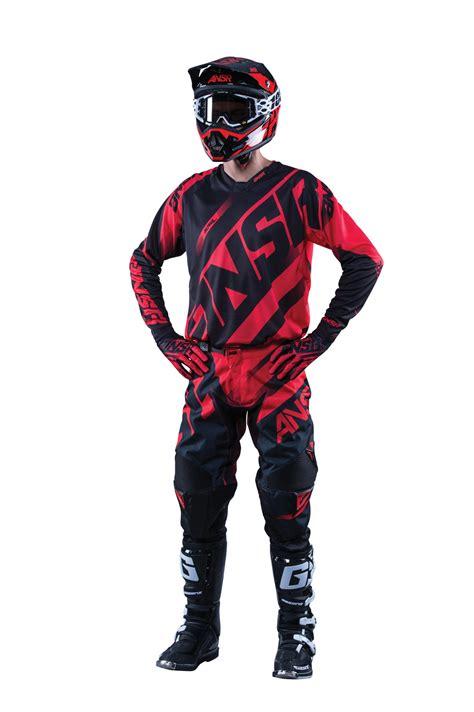 black friday motocross gear answer new 2016 mx gear alpha ansr dirt bike bmx mtb red