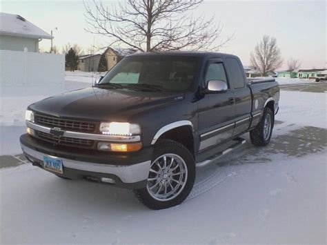 chevy power  chevrolet silverado  extended cab