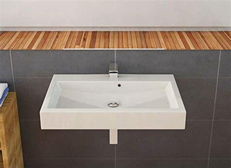 Design Waschbecken Zur Wandmontage Oder Als