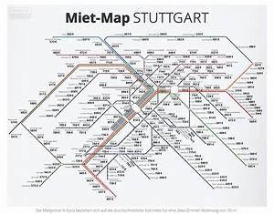Bahn Kosten Berechnen : miet map stuttgart mietpreise in der landeshauptstadt ~ Themetempest.com Abrechnung